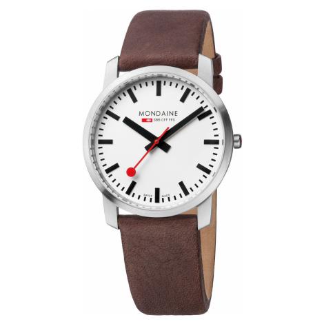 Mondaine Watch SBB Simply Elegant