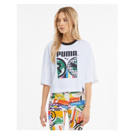 Puma PI Graphic T-shirt White