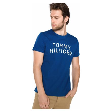 Tommy Hilfiger Graphic T-shirt Blue