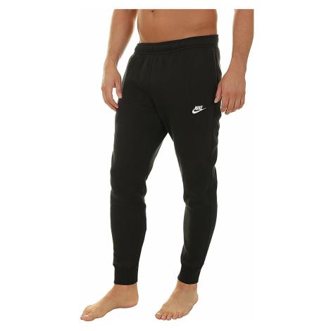 tracksuit Nike Sportswear Club Jogger BB - 010/Black/Black//White - men´s