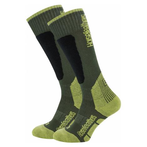 socks Horsefeathers Caleb - Apple Green - men´s