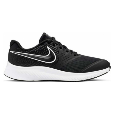 Nike STAR RUNNER 2 GS white - Kids' running shoes