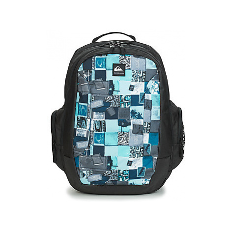 Quiksilver SCHOOLIE YOUTH boys's Children's Backpack in Blue