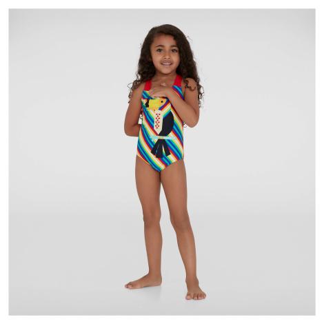 Kids JungleSamba Swimsuit Speedo