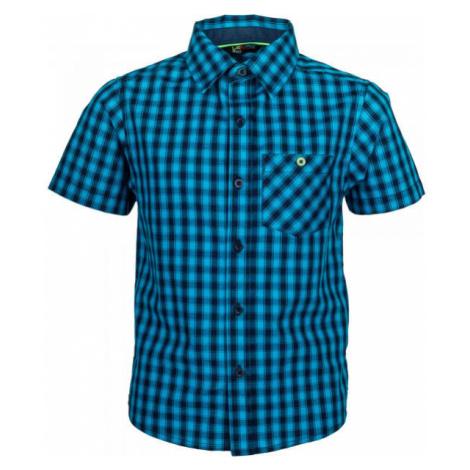 Lewro MELVIN black - Boys' shirt