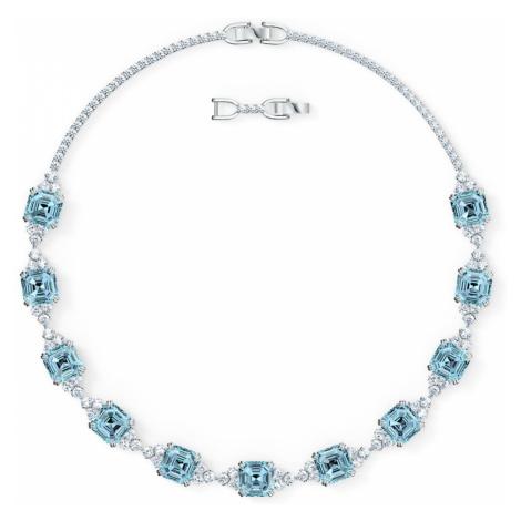 Blue women's necklaces
