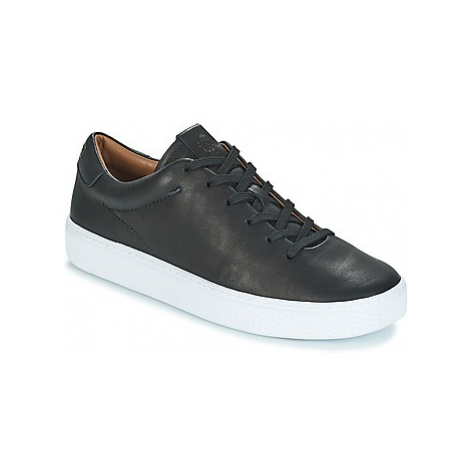 Polo Ralph Lauren COURT125 women's Shoes (Trainers) in Black