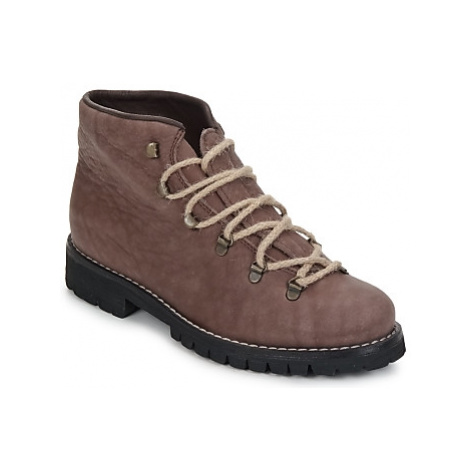 Swamp PEDULA CUI women's Mid Boots in Brown