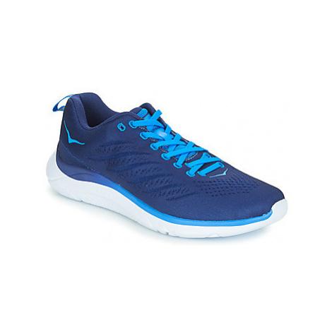 Hoka one one HUPANA EM men's Running Trainers in Blue
