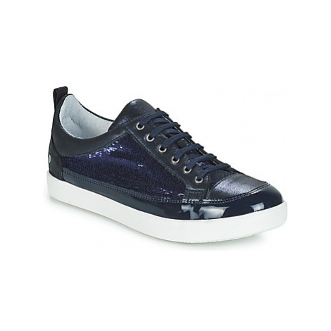 GBB ISIDORA girls's Children's Shoes (Trainers) in Blue