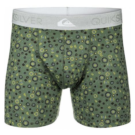 boxer shorts Quiksilver Imposter B - GQQ7/Micro Flower Bronze