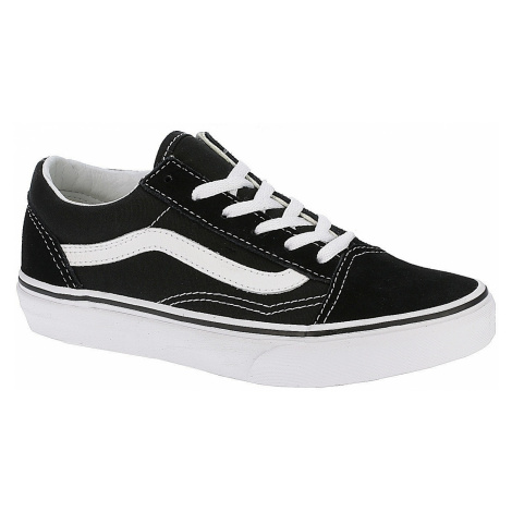shoes Vans Old Skool - Black/True White
