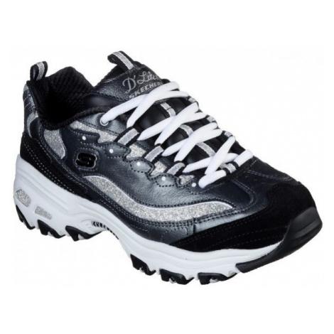 Skechers D'LITES GLIMMER EVE grey - Women's low-top sneakers