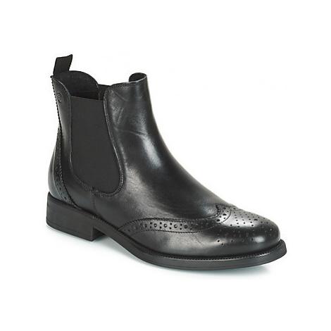 Betty London Josta women's Mid Boots in Black