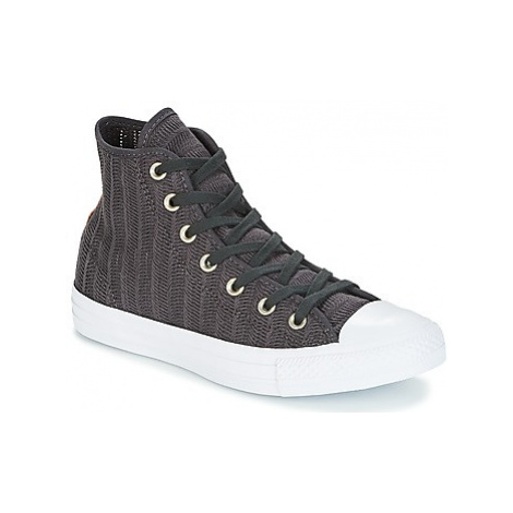 Converse Chuck Taylor All Star-Hi women's Shoes (High-top Trainers) in Black