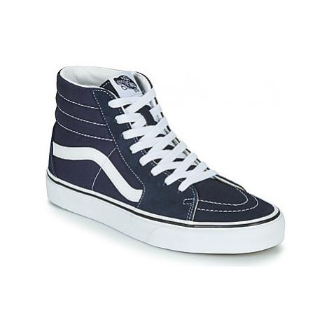 Vans SK8-HI women's Shoes (High-top Trainers) in Blue