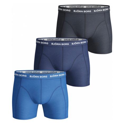 Noos Solids Boxer Shorts 3 Pack Men