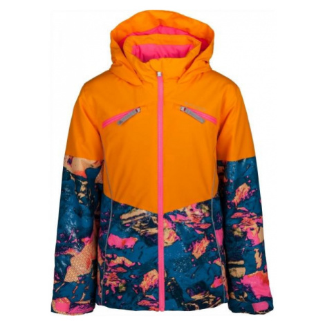 Spyder GIRLS CONQUER orange - Girls' jacket