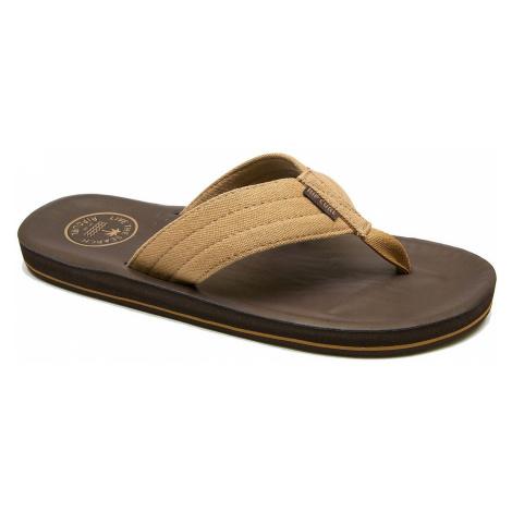 flip flops Rip Curl OG 6 - Tan Brown - men´s