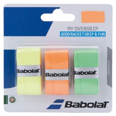 Babolat MY GRIP orange - Grip tape