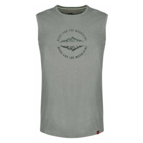 Loap BOKR gray - Men's tank top
