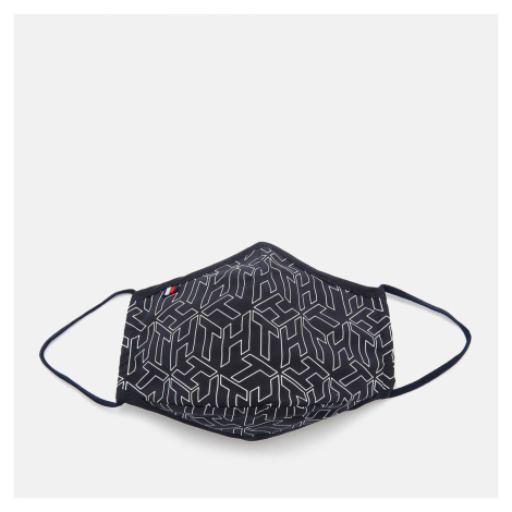 Tommy Hilfiger Women's Monogram Face Cover - Navy