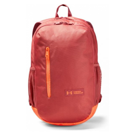 Under Armour ROLAND BACKPACK pink - Backpack