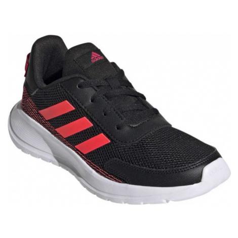 adidas TENSAUR RUN K black - Kids' walking shoes