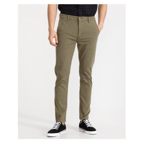 Levi's® Chino Slim Taper Trousers Green Levi´s