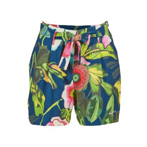 Desigual INIDE women's Shorts in Multicolour