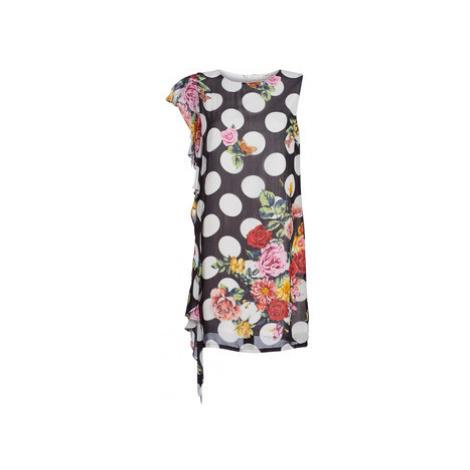 Derhy FLACON women's Dress in Multicolour
