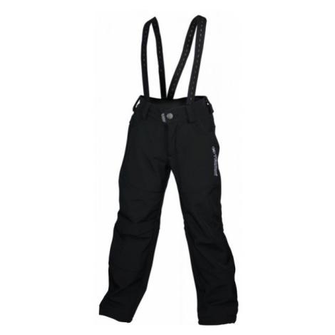 Rucanor TRIMM JUNIOR black - Children's softshell trousers
