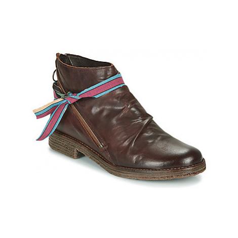 Felmini MAJAI women's Mid Boots in Brown