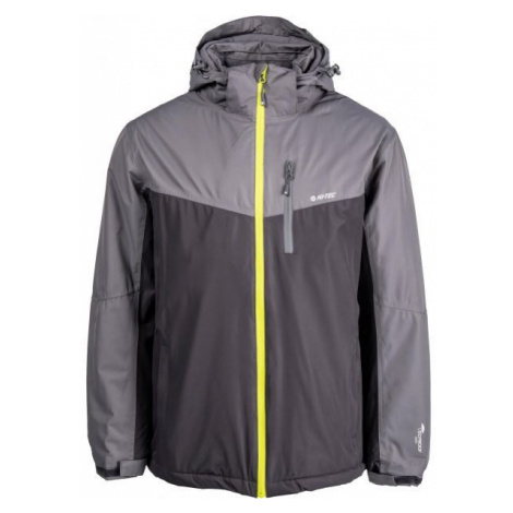 Hi-Tec BRENER gray - Men's winter jacket