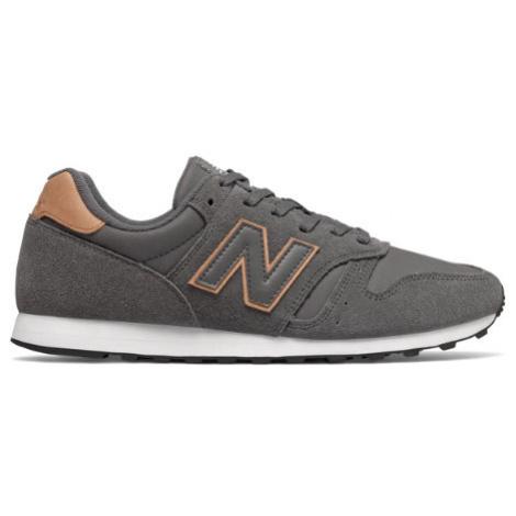 New Balance 373 Shoes - Rain Cloud/Veg Tan