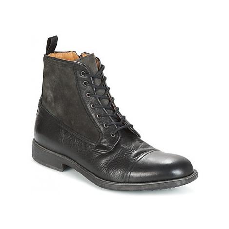 Geox U JAYLON men's Shoes (Trainers) in Black