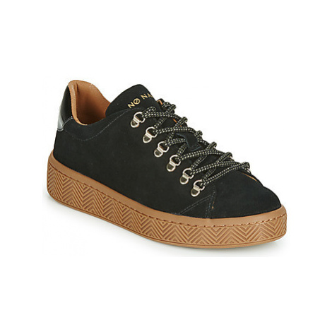 No Name GINGER SNEAKER women's Shoes (Trainers) in Black
