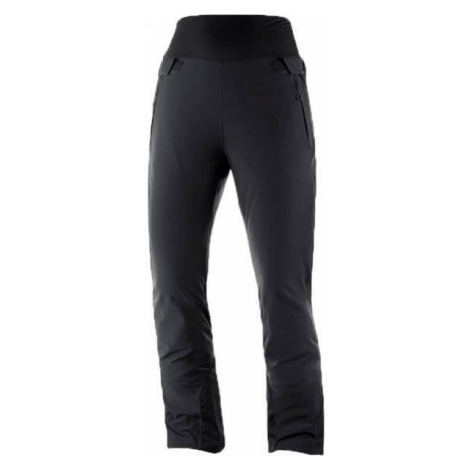 Salomon ICEFANCY PANT W black - Women's ski trousers