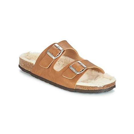 Casual Attitude JODRI women's Mules / Casual Shoes in Brown