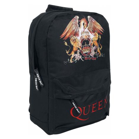 Queen - Classic Crest - Backpack - black