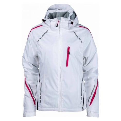 Willard ELVINA white - Women's skiing jacket
