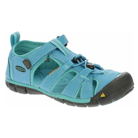 shoes Keen Seacamp II CNX - Baltic/Caribbean Sea