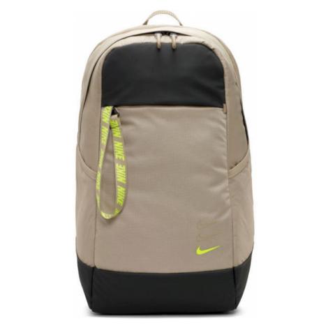 Nike SPORTSWEAR ESSENTIALS beige - Sports backpack