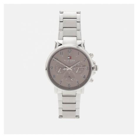 Tommy Hilfiger Men's Daniel Metal Strap Watch - Rou Grey
