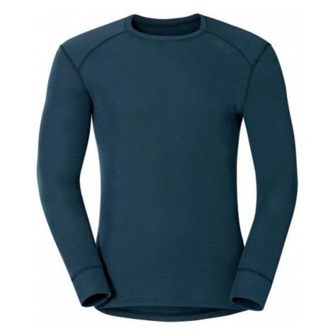 Odlo MEN ACTIVE L/S WARM gray - Men's functional T-shirt
