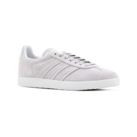 Adidas Adidas Gazelle Stitch and Turn W BB6709 women's Shoes (Trainers) in Grey
