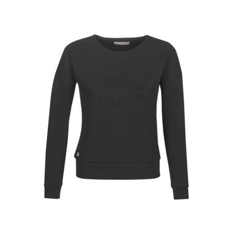 Lacoste SF7917 women's Sweatshirt in Black