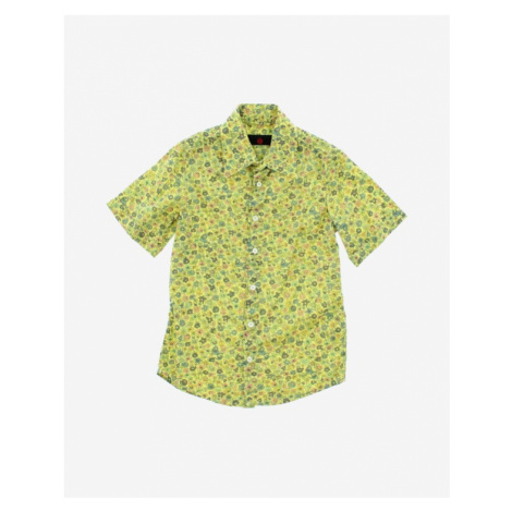 John Richmond Kids Shirt Yellow
