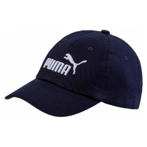Puma ESS CAP JR dark blue - Kids' cap