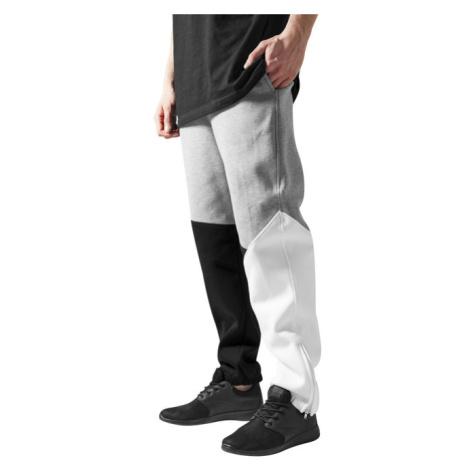 Urban Classics Zig Zag Sweatpants blk/gry/wh